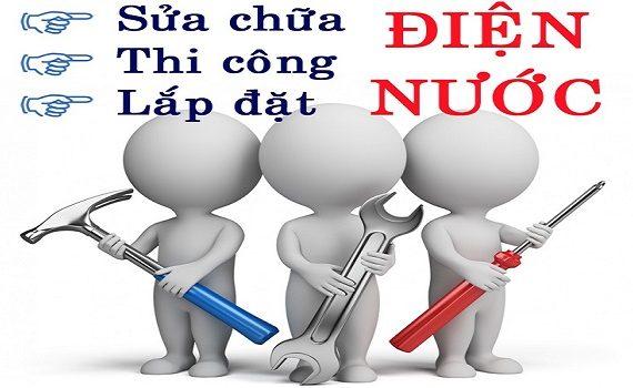 Sửa chữa điện nước tại Quận Hoàn Kiếm Thợ Giỏi, Giá Rẻ Nhất 0985.321.605