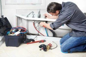 Sửa chữa đường ống nước tại Mai Dịch