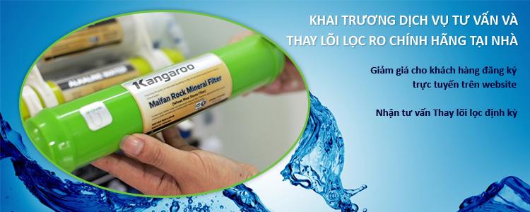 Thay lõi lọc nước tại Nguyễn Văn Cừ